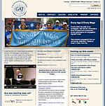 Bonnie B created this website for Congregation Agudath Israel.