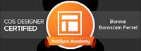 Bonnie B is a HubSpot Certified Partner
